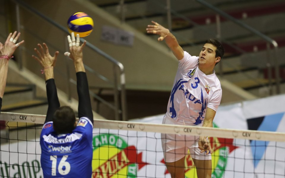 Арда ще се завърне в Суперлигата по волейбол през следващия сезон