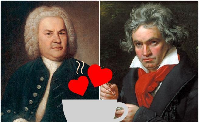 Пет исторически личности с неприкрита мания по кафето