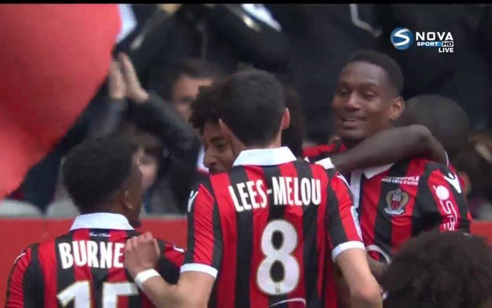 Отборът на Ница завърши сезона във Франция на седмо място,