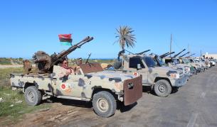 <p>Либия &ndash; тайната война на Макрон</p>