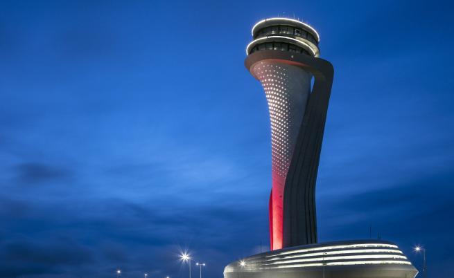 Огромни проблеми с новото мегалетище на Истанбул