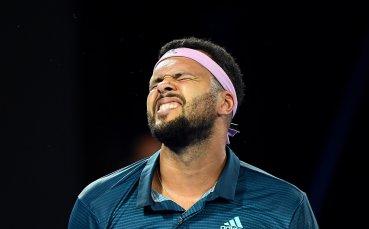 Цонга: Щях да се радвам, ако Надал, Федерер и Джокович не съществуваха