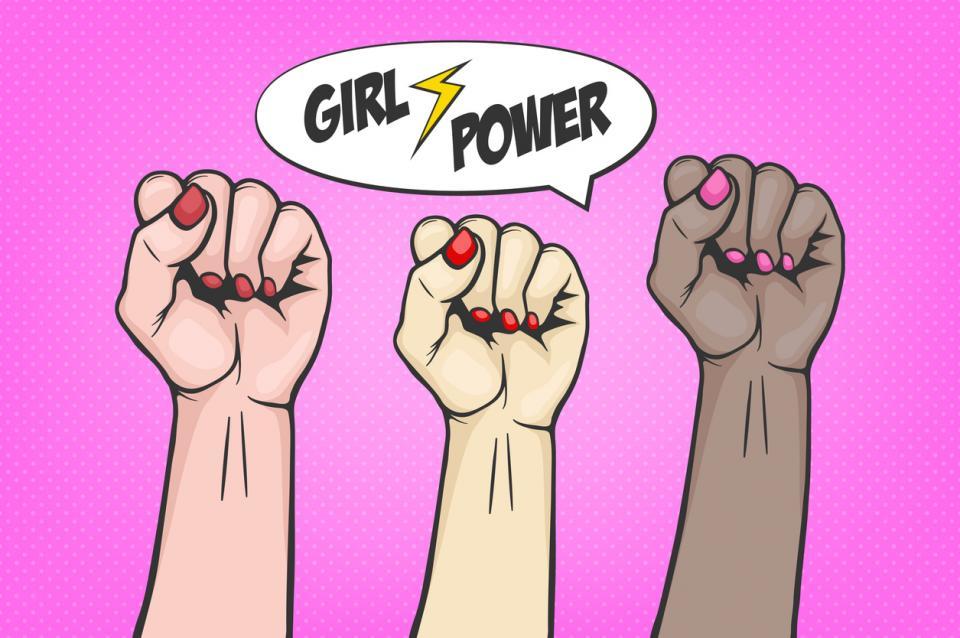 феминизъм жени сила