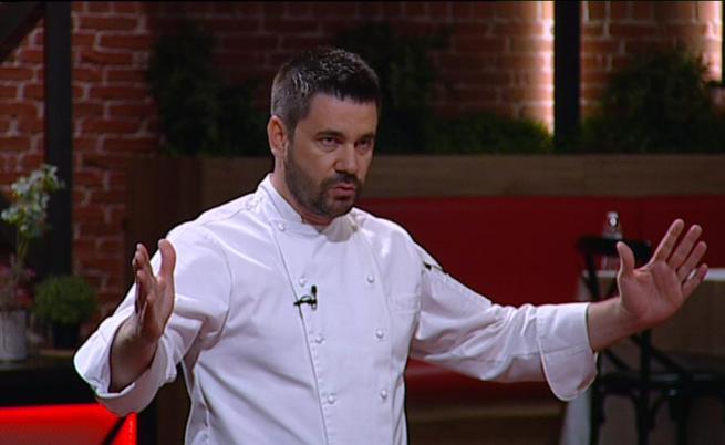 Коварство в Hell's Kitchen, ще сдържи ли нервите си шеф Ангелов