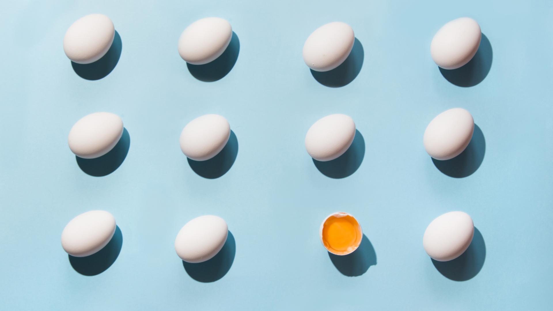 6 причини, заради които яйцата са най-полезната храна на планетата