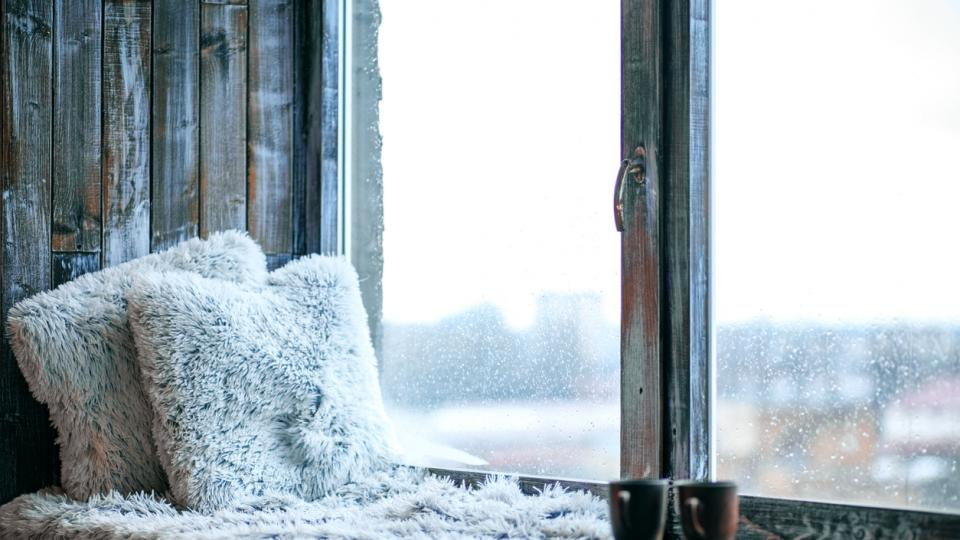 Когато вали, отворете прозореца. Ще влезе здравето