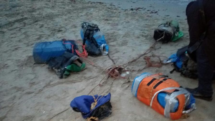<p>Кокаин за близо 8 млн. лв. на плажа край Варна</p>
