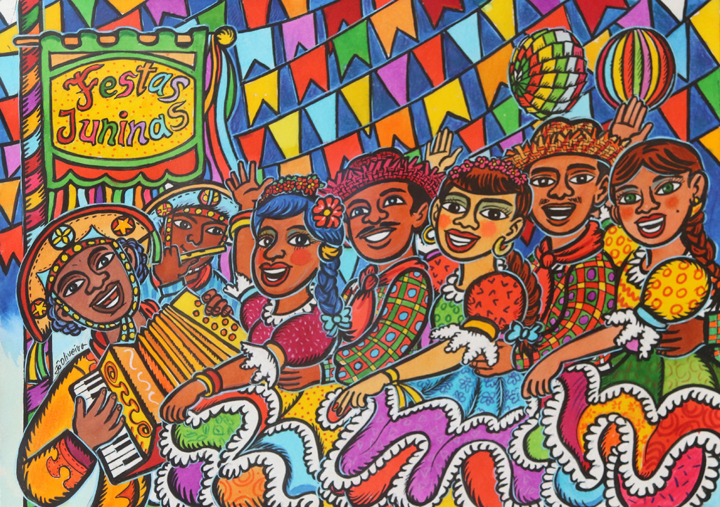 Световно признатият бразилски художник Жо Оливейра гостува със специална изложба в Галерия Сезони