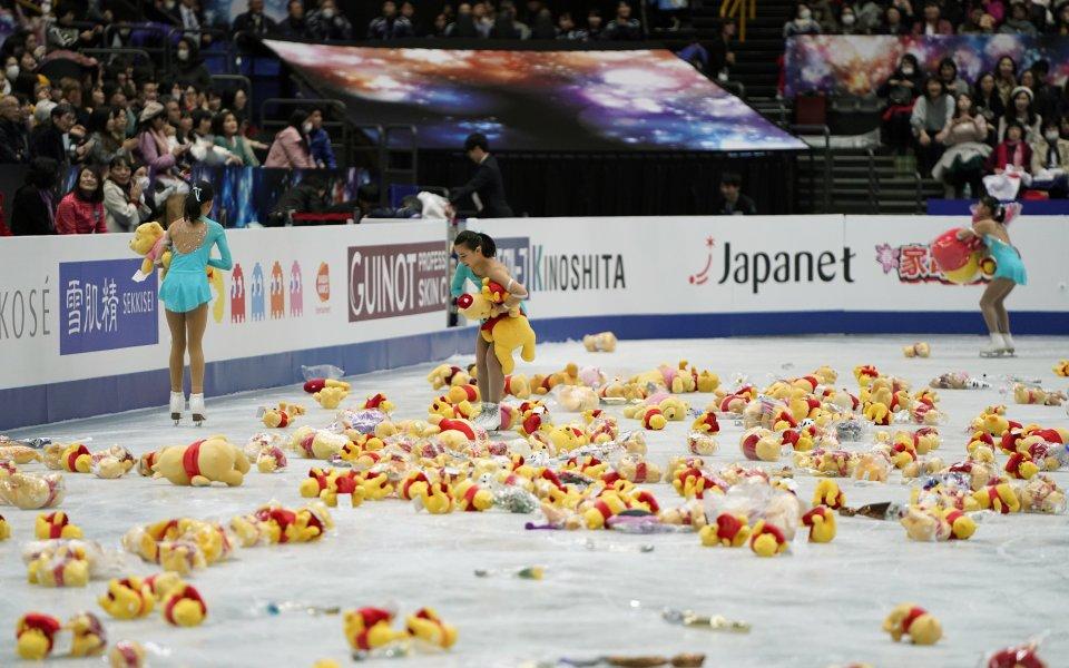 САЩ спечели за четвърти път световната отборна титла по фигурно пързаляне