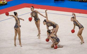Този месец София събира световния елит в художествената гимнастика