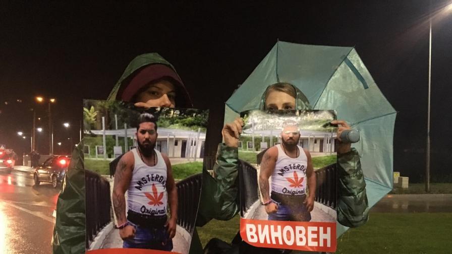 <p>След <strong>най-масовия протест в Габрово</strong>, засиленото <strong>полицейско присъствие</strong> остава</p>