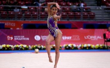 Националките по художествена гимнастика ще участват в онлайн турнир