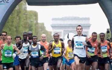 Маратонът на Париж тази година ще се проведе на 17 октомври