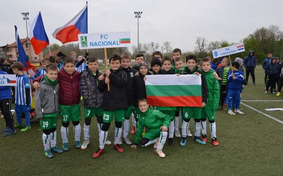Национал с отлично представяне на супер турнира в Загреб