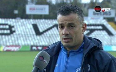 Людмил Киров: Неяснотата убива всички футболисти