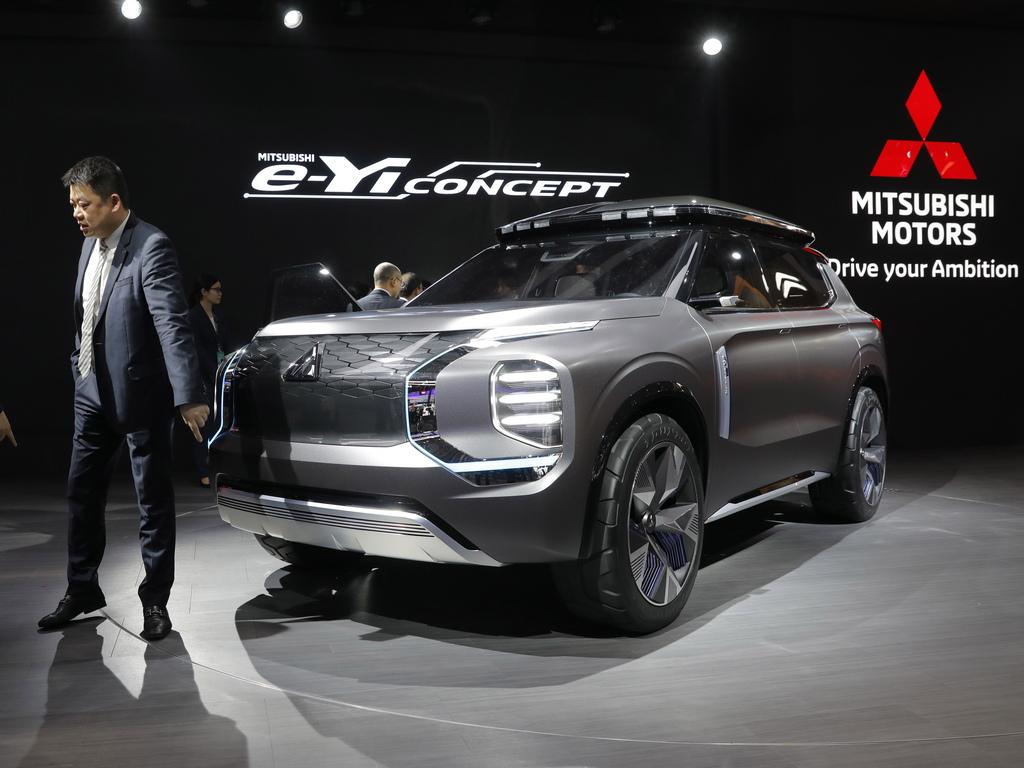Mitsubishi e-Yi