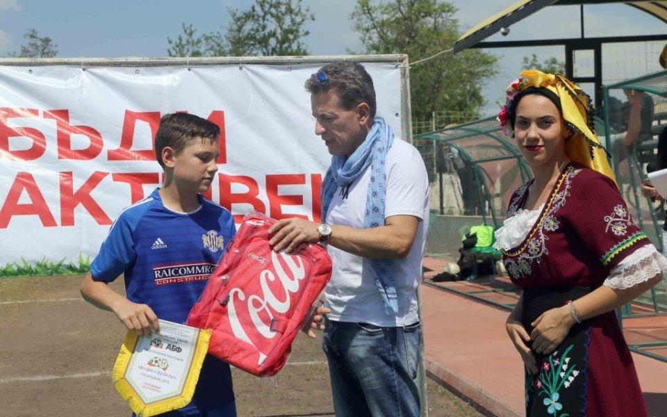 Турнирът за Купата на АБФ стартира от Пазарджик, кметът ще награждава призьорите