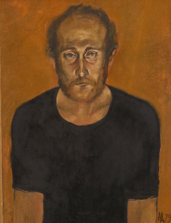 Андрей Даниел, Портрет на приятел 1979г.