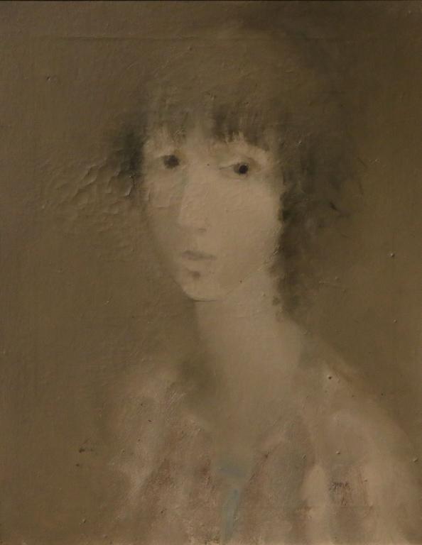 Петър Мичев, портрет около 1979г.