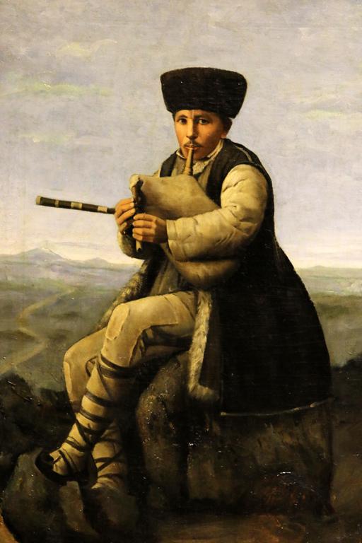 Иван Димитров, Гайдар 1888г.