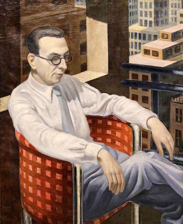 Кирил Цонев, Портрет на Светослав Минков, 1939 г.