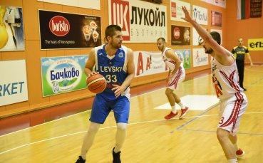 Левски Лукойл завърши с победа редовния сезон