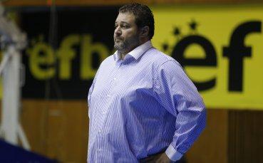 Треньорът на БК Черно море: Благодаря на отбора, петима изобщо не трябваше да играят