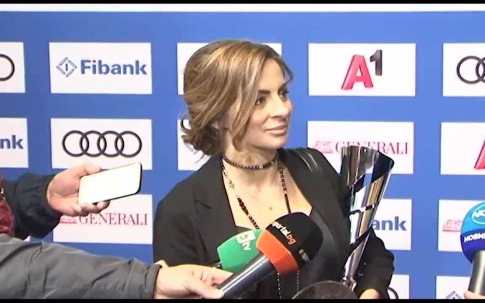 Българската състезателка по сноуборд Александра Жекова, която обяви края на