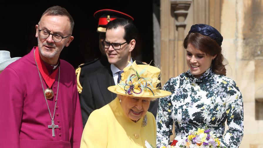 Кралица Елизабет спази стара традиция за...