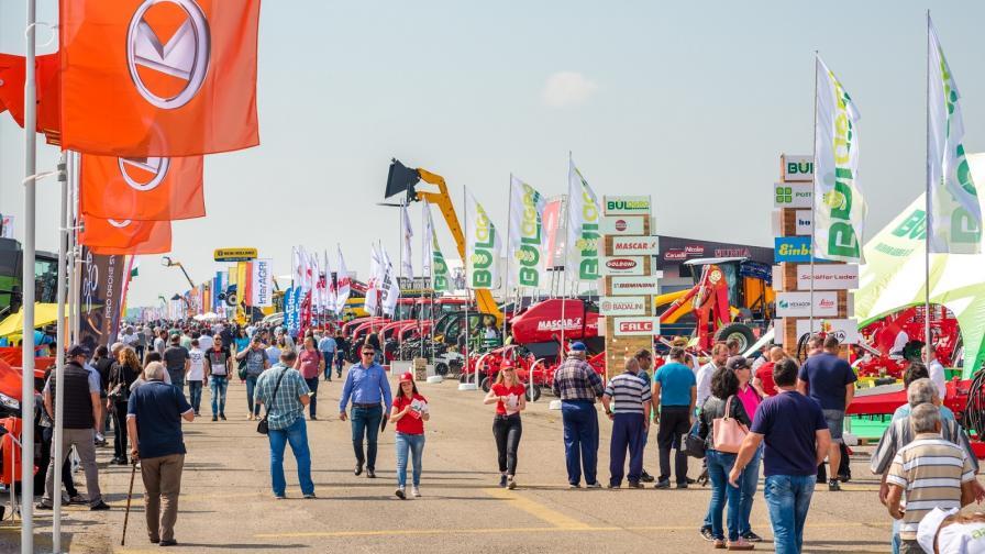 В БАТА АГРО 2019 ще вземат участие 186 фирми на  площ от 37 500 кв.м.