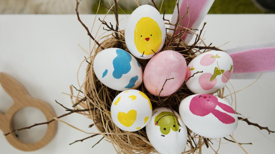 Велиденски яйца за чудо и приказ: 10 идеи, които ще ви вдъхновят