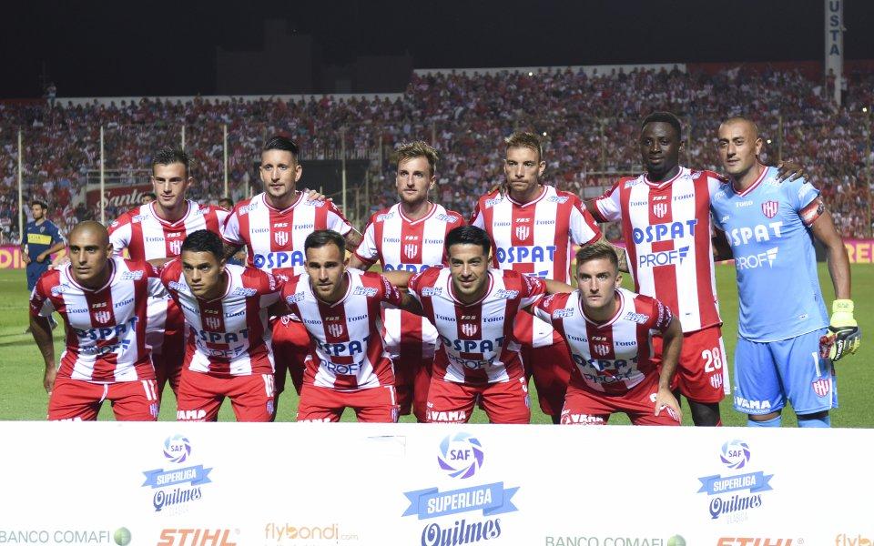 Аржентински отбор дава виагра на играчите си
