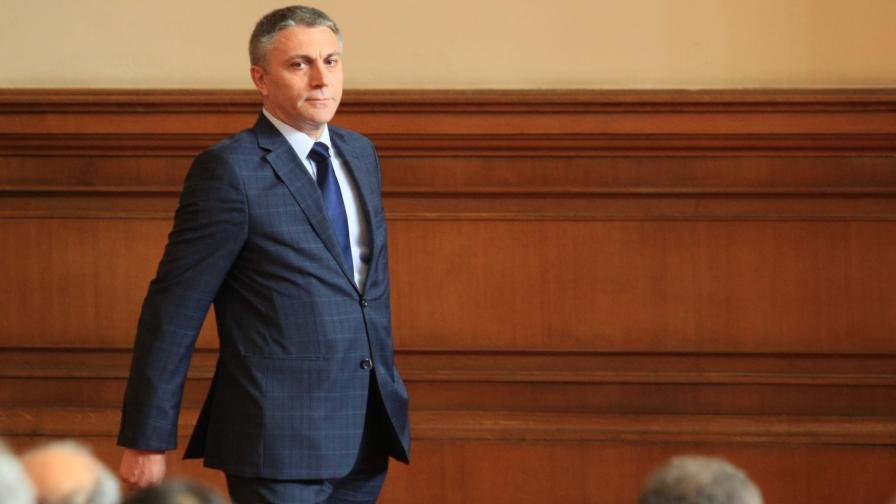 <p>Мустафа Карадайъ оглави листата на ДПС за евровота</p>
