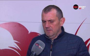 Загорчич: Това е срамно, правим абсолютни глупости