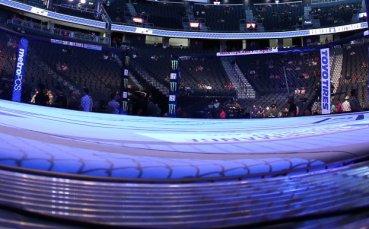 В Русия турнир по ММА завърши с масов бой