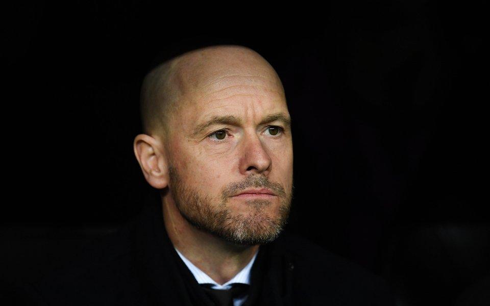 Тен Хаг: Аякс трябва да промени стила на игра след продажбата на основни играчи
