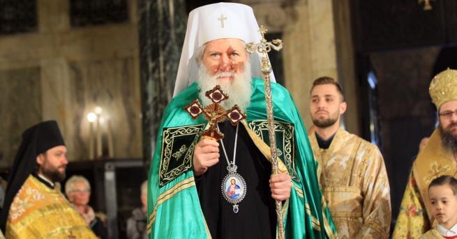 Снимка: Патриарх Неофит: Благодатта и мирът нека да са с всички нас