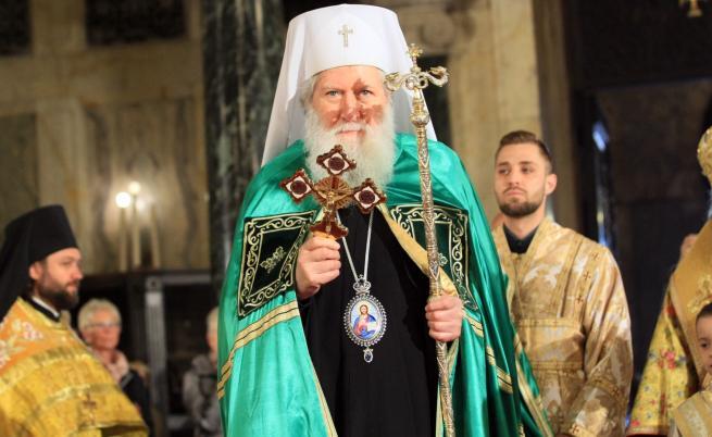 Патриарх Неофит: Благодатта и мирът нека да са с всички нас