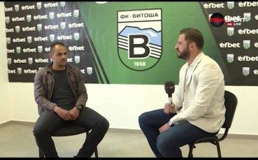 Едно по-различно интервю: Венци Бонев пред Дани Пеев