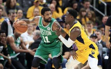 Бостън елиминира Индиана в плейофите на НБА