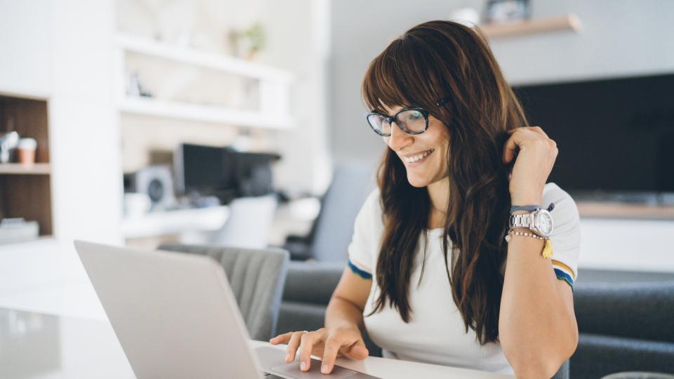 IQ-то на сърцето и жените, които работят от вкъщи
