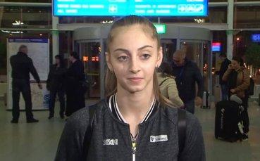 Калейн: Целта ми за Световната купа в Баку е да съм по-добра от Ташкент