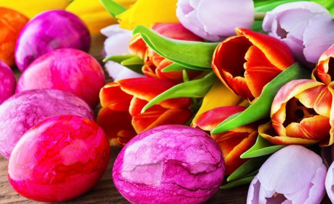 Идеи за боядисване на яйцата, с които ще изненадате всички
