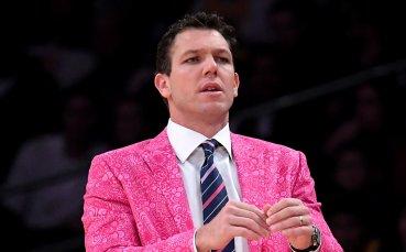 Журналистка обвини треньор от НБА в сексуално насилие