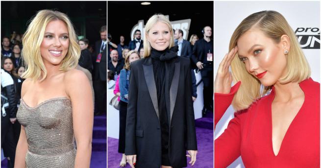 Снимка: Модното отмъщение на Скарлет Йохансон, Гуинет Полтроу и още най-добре облечени през седмицата