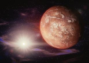 Засечено е първото земетресение на Марс