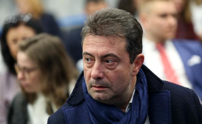 Оставка на Коко Каменаров, Кошлуков става шеф на БНТ
