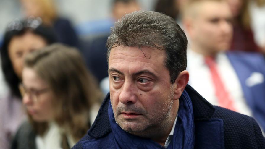 <p>Оставка на Коко Каменаров, Кошлуков става шеф на БНТ</p>