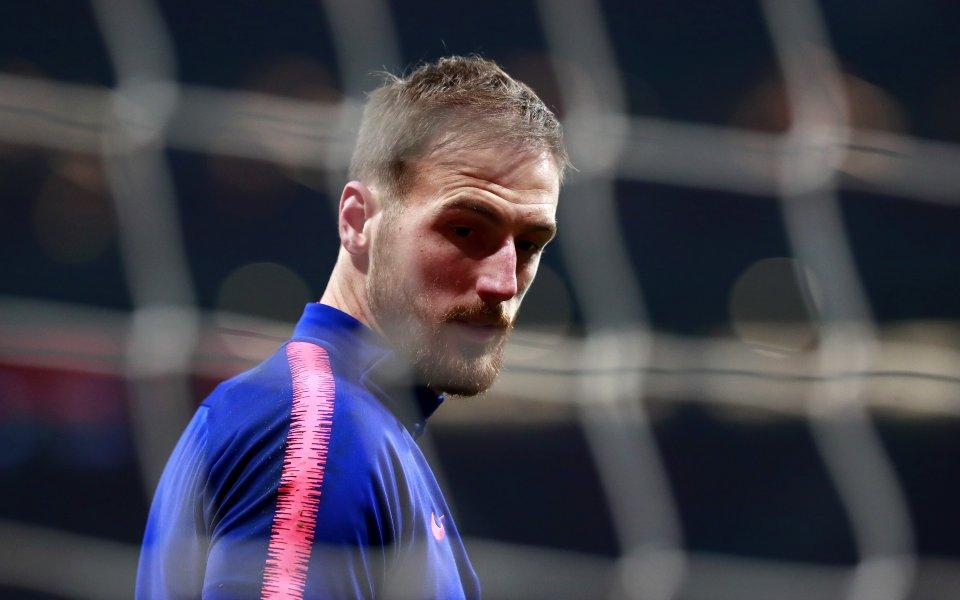 Манчестър Юнайтед ще опита да привлече вратаря на Атлетико Мадрид