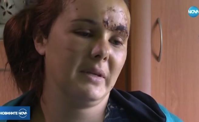 Майката, изгубила бебето си: Видях го. Не спря на